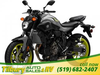 New 2017 Yamaha FZ-07 - for sale in Tilbury, ON