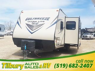 New 2018 Gulf Stream GULFBREEZE 28DBQ **WEEKLY PAYMENTS AS LOW AS $60** for sale in Tilbury, ON