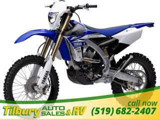 New 2017 Yamaha WR450F - for sale in Tilbury, ON