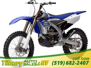 New 2017 Yamaha YZ250FX - for sale in Tilbury, ON