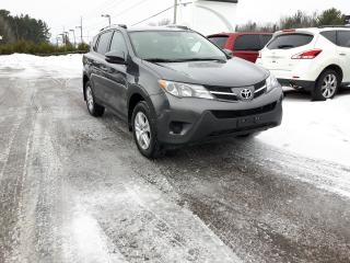 Used 2015 Toyota RAV4 LE AWD  with Upgrade Package for sale in Ottawa, ON