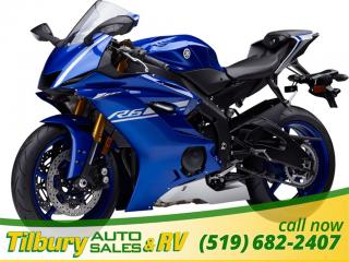 New 2017 Yamaha YZF-R6 ABS - for sale in Tilbury, ON