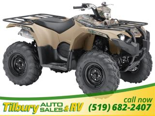 New 2018 Yamaha Kodiak 450 EPS FREE WINCH & $300 IN-STORE CREDIT for sale in Tilbury, ON