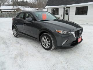Used 2017 Mazda CX-3 GS AWD for sale in Beaverton, ON