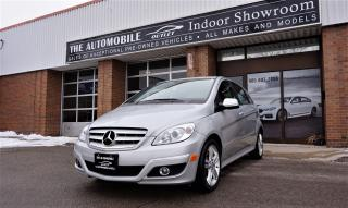 Used 2011 Mercedes-Benz B200 B-CLASS PANO ROOF BLUETOOTH for sale in Mississauga, ON