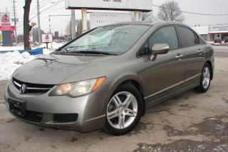 Used 2007 Acura CSX Premium for sale in Mississauga, ON