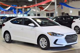 New 2018 Hyundai Elantra Le+clim for sale in Laval, QC