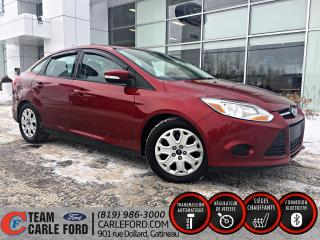 Used 2014 Ford Focus for sale in Gatineau, QC