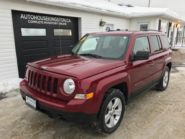 used 2011 jeep patriot north for sale in kingston ontario. Black Bedroom Furniture Sets. Home Design Ideas
