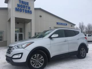 Used 2014 Hyundai Santa Fe Luxury for sale in Selkirk, MB