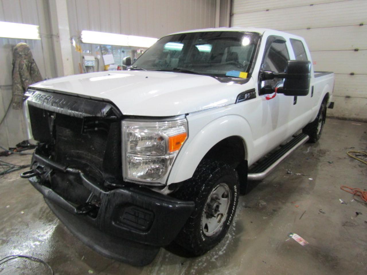 Photo of White 2011 Ford F250SUPER DUTY XL