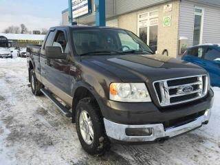Used 2005 Ford F-150 XLT*4x4-5 passagers for sale in Quebec, QC