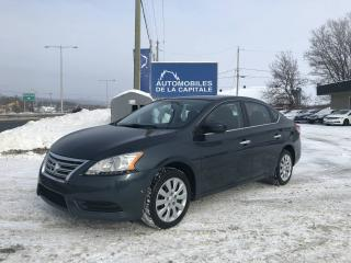 Used 2013 Nissan Sentra for sale in Chateau-richer, QC