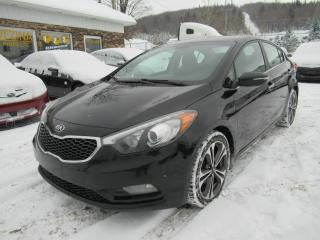 Used 2014 Kia Forte Berline EX Automatique for sale in Quebec, QC