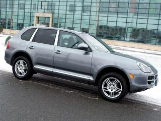 Used 2006 Porsche Cayenne NAVIGATION|SUNROOF|LEATHER|ALLOYS for sale in Scarborough, ON