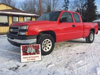 Used 2007 Chevrolet Silverado 1500 for sale in Glencoe, ON