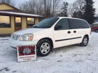 Used 2006 Ford Freestar for sale in Glencoe, ON