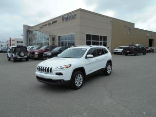 Used 2017 Jeep Cherokee North DÉMONSTRATEUR NEUF for sale in Rouyn-Noranda, QC