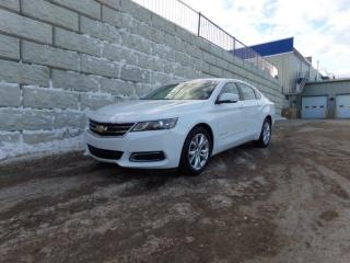 Used 2017 Chevrolet Impala LT for sale in Fredericton, NB