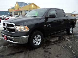 Used 2017 RAM 1500 SXT CrewCab 4X4 5.7L Hemi 5.5ftBox for sale in Brantford, ON