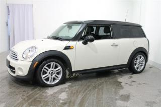 Used 2011 MINI Cooper Clubman Base for sale in Terrebonne, QC