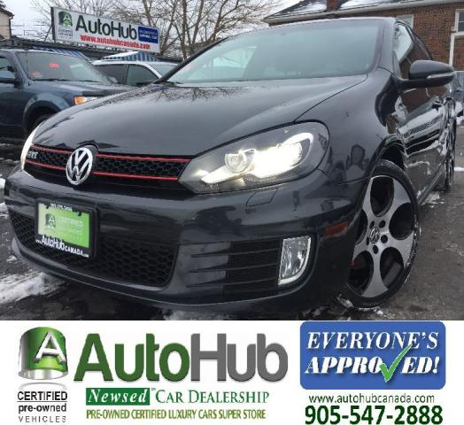 Used 2011 volkswagen gti 4 door automatic sun roof heated for Sun motor cars used inventory