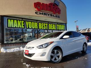 Used 2011 Hyundai Elantra P-ROOF ALLOYS HEATED SEATS for sale in Scarborough, ON