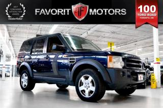 Used 2007 Land Rover LR3 V8 SE 4X4 | 7-PASSENGER | LTHR | PANORAMIC ROOF for sale in North York, ON