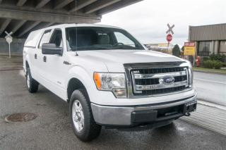 Used 2013 Ford F-150 Eco-Boost XLT for sale in Langley, BC