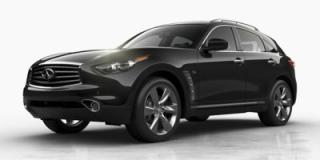 Used 2016 Infiniti QX70 Sport for sale in Mississauga, ON