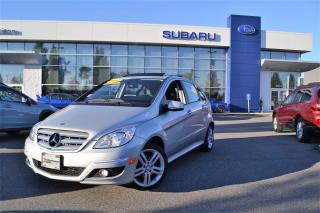 Used 2011 Mercedes-Benz B-Class B200 for sale in Port Coquitlam, BC