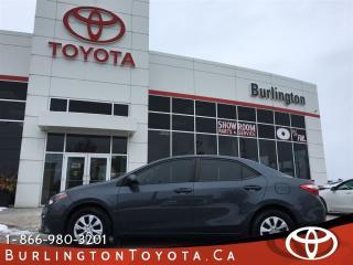 Used 2014 Toyota Corolla LE ECO for sale in Burlington, ON