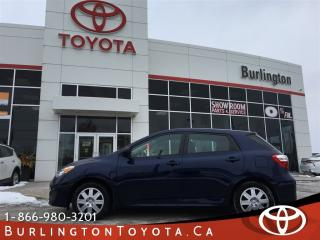 Used 2014 Toyota Matrix EXTENDED WARRANTY for sale in Burlington, ON