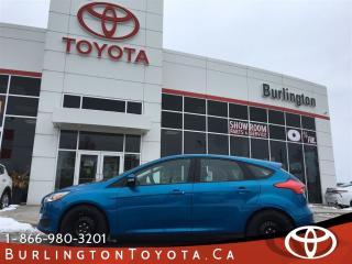 Used 2015 Ford Focus SE Hatchback for sale in Burlington, ON