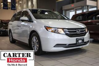 Used 2017 Honda Odyssey EX-L w/Navi + LOW KMS + MINT CONDITION for sale in Vancouver, BC