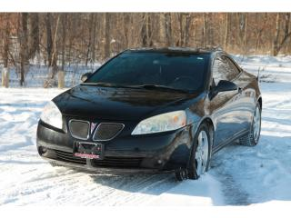 Used 2007 Pontiac G6 GT CONVERTIBLE | CERTIFIED for sale in Waterloo, ON