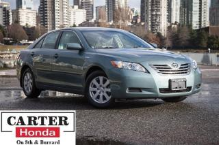 Used 2007 Toyota Camry HYBRID Base + NO ACCIDENTS + LOCAL + ONE OWNER for sale in Vancouver, BC