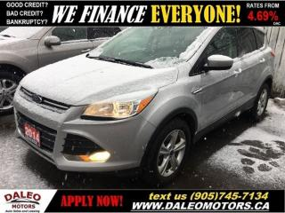 Used 2014 Ford Escape SE   BACK-UP CAMERA   HEATED SEATS   BLUETOOTH for sale in Hamilton, ON