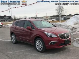 Used 2018 Buick Envision Premium for sale in Carleton Place, ON