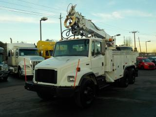 Used 2003 Freightliner FL80 Service Truck Boring Truck Cummins Diesel with Air Brakes for sale in Burnaby, BC