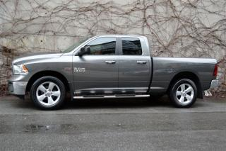 Used 2013 Dodge Ram 1500 SLT QUAD CAB 4x4 for sale in Vancouver, BC