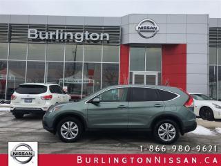Used 2013 Honda CR-V EX-L for sale in Burlington, ON