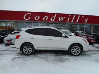 Used 2011 Nissan Rogue SV! HEATED CLOTH! SUNROOF! BACKUP CAMERA! for sale in Aylmer, ON