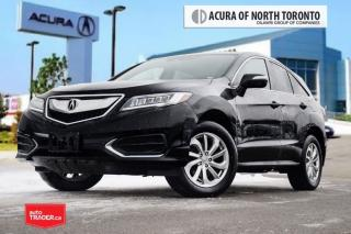 Used 2017 Acura RDX Tech at Accident Free|Bluetooth|Navigation for sale in Thornhill, ON