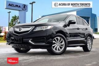 Used 2016 Acura RDX Tech at Accident Free| Navigation|Bluetooth| for sale in Thornhill, ON
