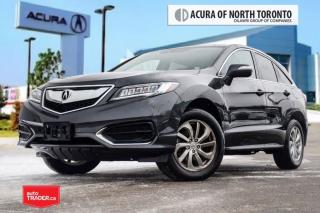 Used 2016 Acura RDX Tech at Accident Free| Low KM| Navigation for sale in Thornhill, ON