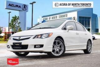 Used 2009 Acura CSX Type S 6 SPD Accident Free|Navigation| LOW KM for sale in Thornhill, ON