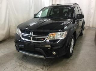 Used 2016 Dodge Journey SXT *Backup Cam for sale in Winnipeg, MB