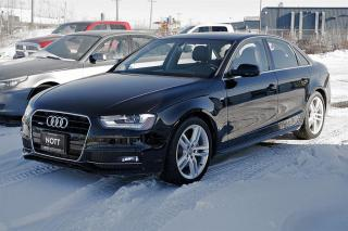 Used 2016 Audi A4 2.0T Technik Plus, S-line, Nav for sale in Winnipeg, MB