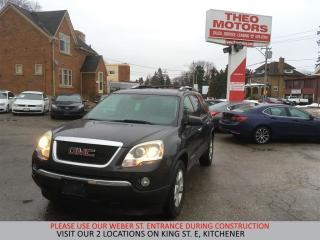 Used 2007 GMC Acadia SLE | 7 PASSENGER | V6 | AS IS for sale in Kitchener, ON